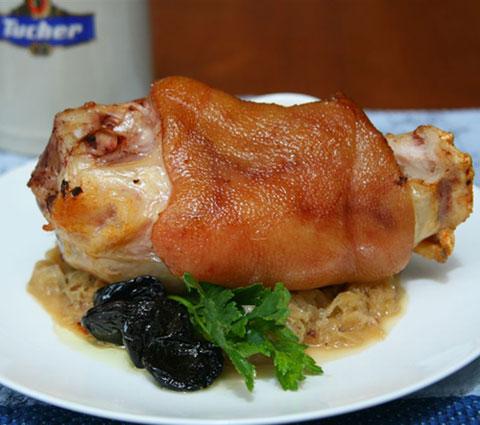 свинина по немецки рецепт с фото